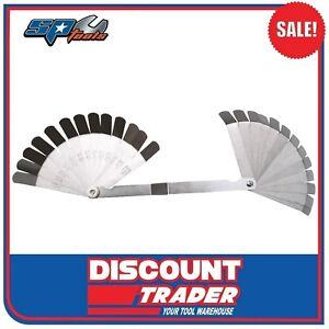 SP Tools Double Sided Offset Feeler Gauge Set 25 Piece SP64031
