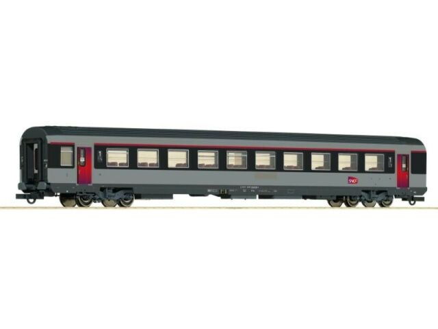 NEUHEIT Roco 74544 Corail-Großraumwagen 2 Klasse SNCF Carmillon-Lackierung