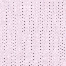 Dimity Dot Violet, Polka Dots, Lavender, Zoey, Eleanor Burns, Benartex By 1/2 yd