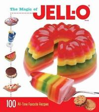 The Magic of JELL-O by Charlesbridge Publishing Staffs and Jell-O Company Staff (2014, Hardcover)