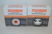 Sylvania Halloween Series Battery Operated Push Lightskeleton Or Eyeball