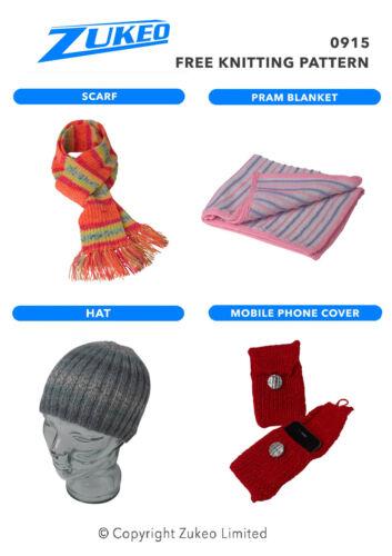 Baby 3 Ply Knitting Yarn /& Free Knitting Pattern James Brett Acrylic Wool White