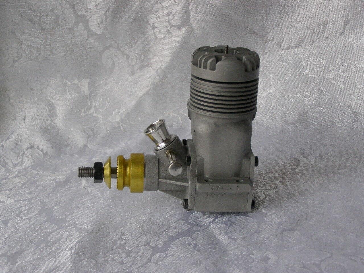Very Rare Vintage Russian TK 10 - 10cc  Stunt  Engine  varie dimensioni
