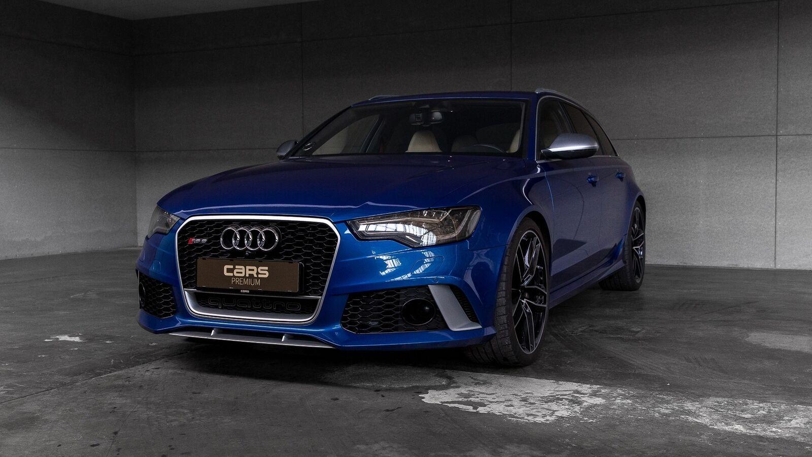Audi RS6 4,0 TFSi Avant quattro Tiptr. 5d - 5.418 kr.