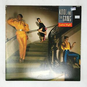 Kool-amp-The-Gang-Ladies-039-Night-LP-Vinyl-Record-Original-1979-Soul-Funk-NM