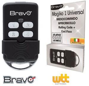Mando a distancia universal Bravo MAGIKO universal apricancello Rolling
