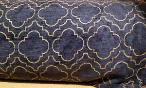 Chenille-Upholstery-fabric-Moroccan-Inspired-Pattern-54-034-wide-sold-by-yard