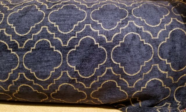 Chenille Upholstery fabric,  Moroccan Inspired Pattern 54