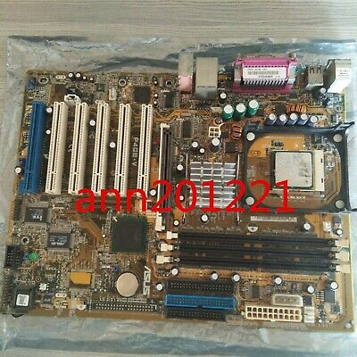 For used ASUS P4GE-V 845G industrial control board