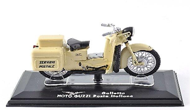 MOTO - GUZZI Starline DIE CAST 1:24 - MOTO MOTO GUZZI GALLETTO POSTE ITALIANE [G364D] 7b06e2