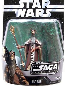 Rep Been 2006 STAR WARS The Saga Collection MOC Hasbro #049