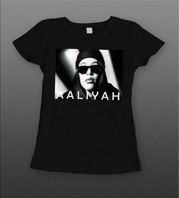 Mens Shirt *MANY OPTIONS* AALIYAH ALBUM ART T-SHIRT