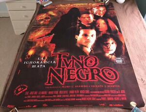 Tuno Negro Black Serenade Silke M Verdu Movie Spanish Poster