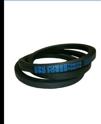 D/&D PowerDrive 4-5V1180 Banded V Belt