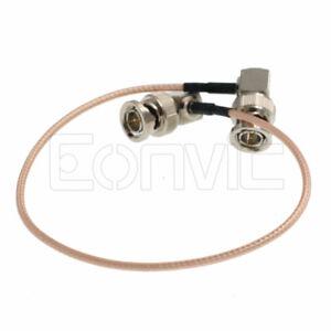 Camera-3G-SDI-Video-Cable-BNC-Right-Angle-Blackmagic-Hyperdeck-SmallHD-RG179