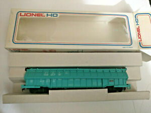 HO-scale-Lionel-P-amp-LE-Cable-Car-with-cable-load-PLE-42270-Vintage