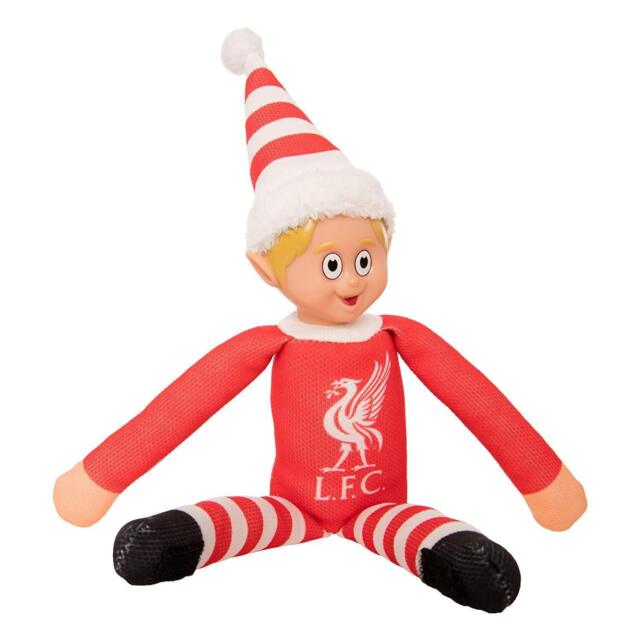 73dbc9ef2bc Liverpool FC Official Football Christmas Team Elf for sale online