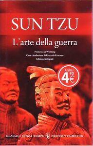 Sun-Tzu-034-L-039-arte-della-guerra-034-Edizione-Newton-Compton-034-Classici-senza-tempo-034
