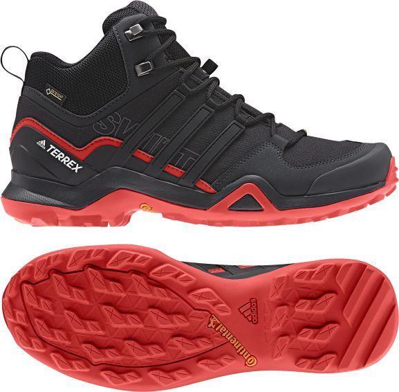 ADIDAS Terrex Swift R2 Mid Herren Schuhe Sneaker Trekking Wandern Outdoor CM7502