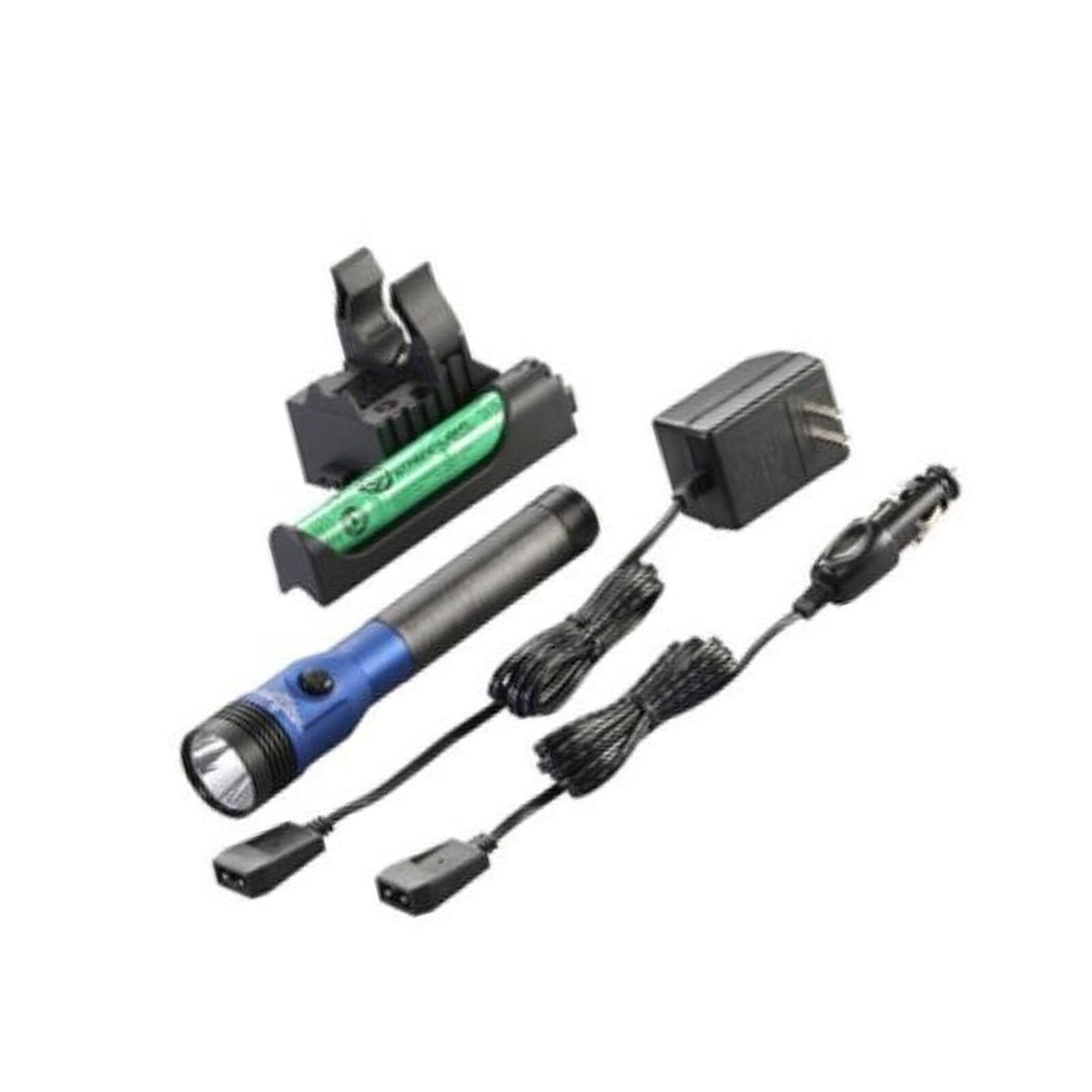 Streamlight Stinger LED HL Rechargeable Flashlight 75476 w/ Charger (Blau) 75476 Flashlight NEW 4b7da8