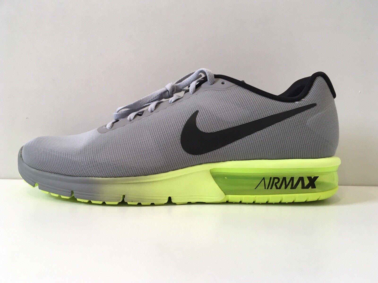 Nike Air Max Sequent 2017 - 46 Größe 11 12 719912-013 Schuhe