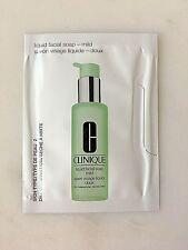 Clinique - Liquid Facial Soap in Mild, 1 ml / 0.03 fl oz Sample