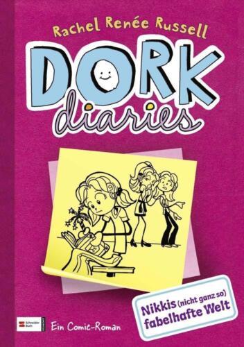 1 von 1 - DORK Diaries 1: Nikkis (nicht ganz so) fabelhafte Welt ►►►ungelesen °  Russel