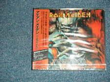 IRON MAIDEN Japan 1998 FACTORY SEALED 2-CD's VIRTUAL XI  TOCP-50440~1