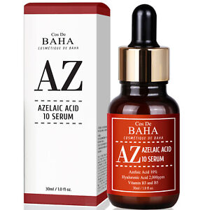Azelaic-Acid-10-Serum-Rosacea-Acne-Pimple-Pigmentation-Blackhead-Vitamin-B3-B5