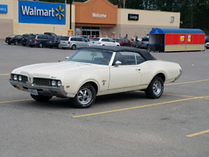 1969 Cutlass for sale or trade