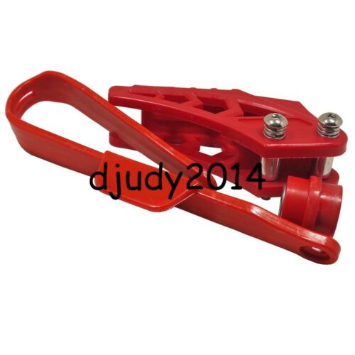 10MM  Dirt Pit Bike Chain Roller Guard Slider Swingarm Protector CRF50 70 110CC