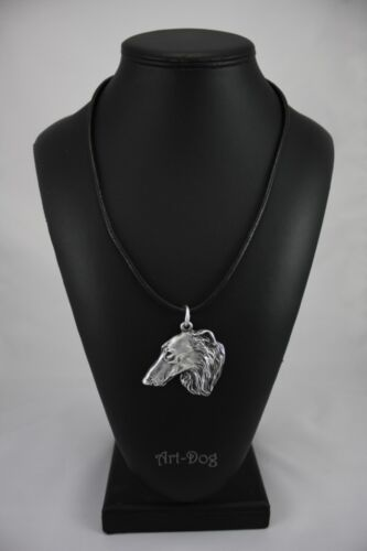 Barsoi Limited Edition Russischer Windhund Halskette ART-DOG