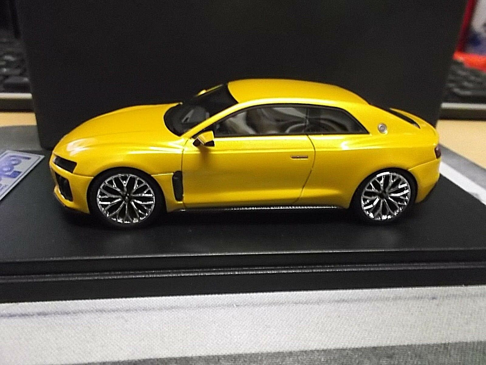 Audi Sport Quattro Concept 2013 ΑΙΑ Frankfurt Yell LookSmart resin lim 1 99 1 43
