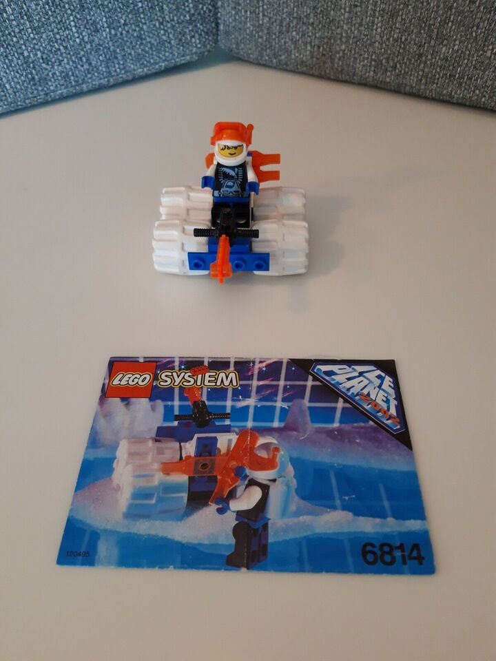 Lego Space, 6814