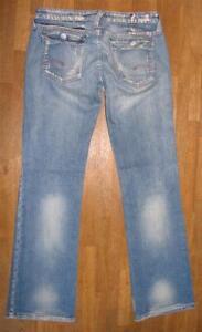 G-STAR-CORE-SLACKS-CUSTOM-Damen-JEANS-in-blau-in-W29-034-L32-034