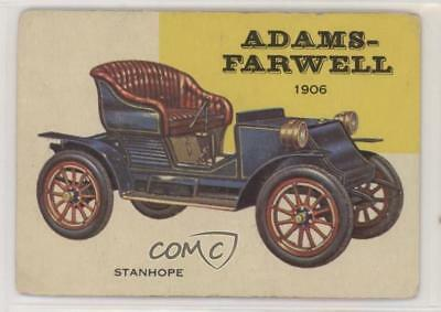 Collectibles 1954 Topps World On Wheels #105 Adams-farwell Non-sports Card 0s4 Street Price
