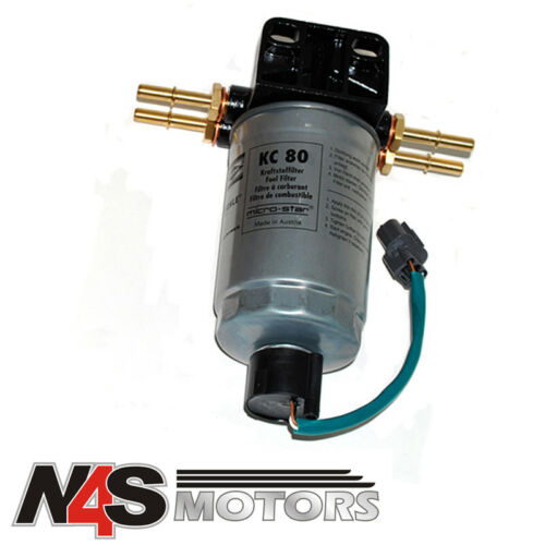 PART WJN000020 LAND ROVER DEFENDER TD5 TO 3A658551 INLINE FUEL FILTER ASSEMBLY