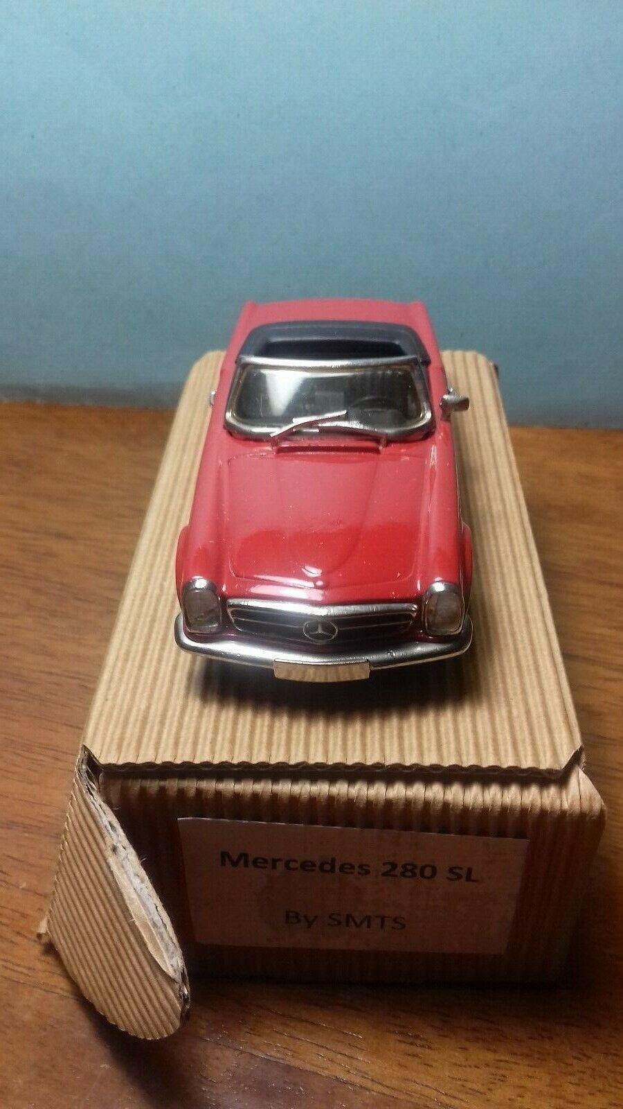 MERCEDES 280 SL 143  SMTS, NO BOX. No minichamps, schuco, neo.