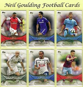 FUTURE STARS ☆ Football Cards #//25 Topps PREMIER GOLD 2014 ☆ BLACK PARALLEL