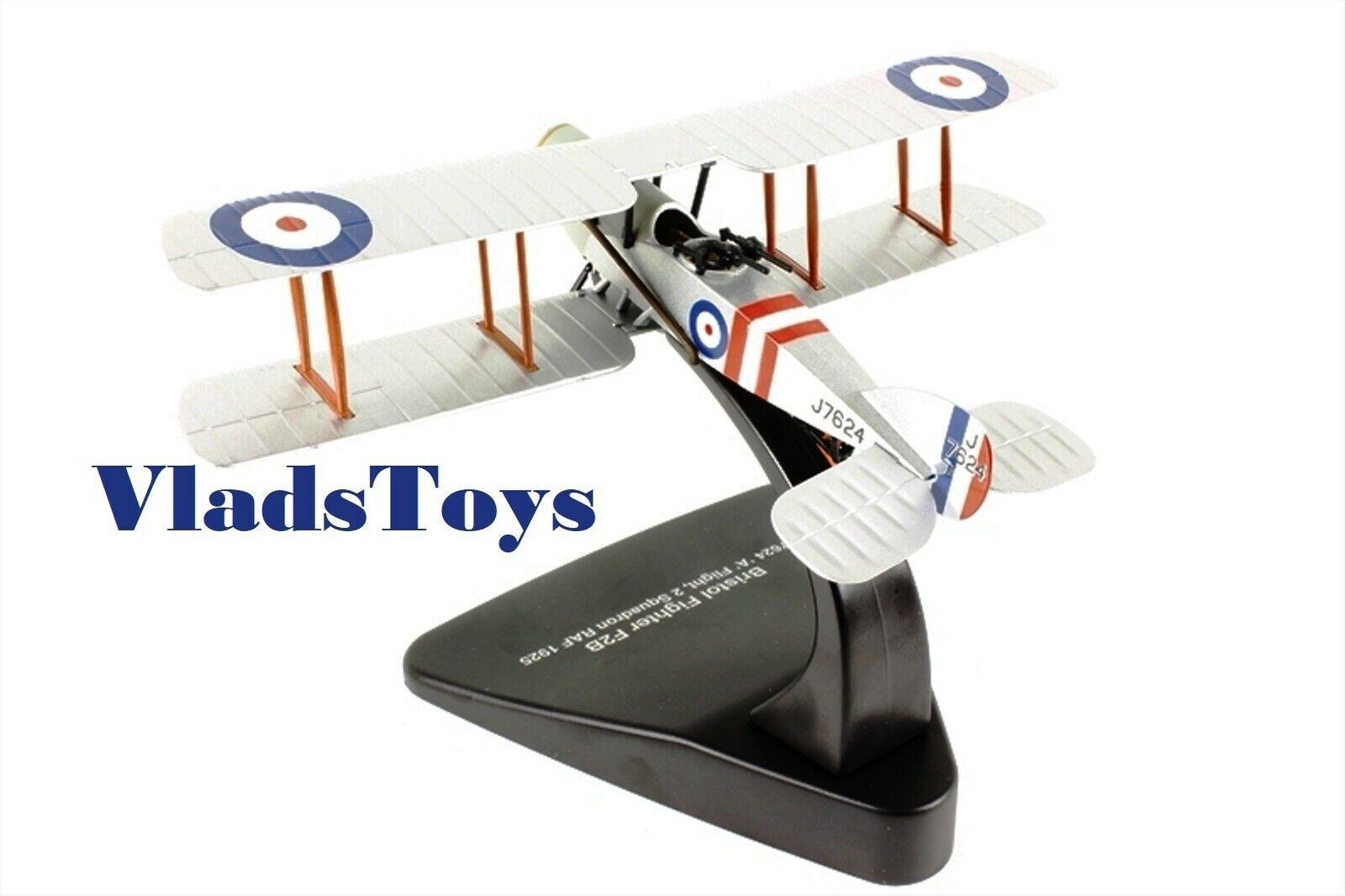 Oxford 1 72 Bristol F.2B - A Flight, 2 Squadron, Royal Flying Corps AD003