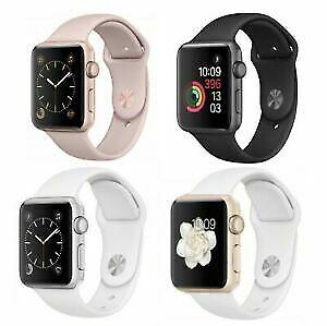Apple Watch Series 3 38mm Smartwatch 3d189ll A Rose Gold For Sale Online Ebay