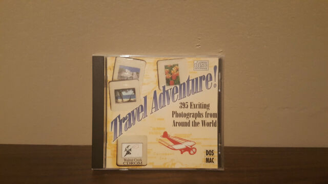 Travel Adventure !  PC complete dos/mac compatible