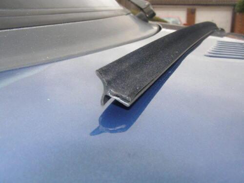 Saab 99 ventana raspador Sello De Ventana Junta De Goma Turbo EMS GL