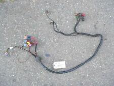 AUDI A4 LEFT ENGINE BAY/UNDER HOOD WIRING HARNESS TO LEFT UNDER DASH 99 1999