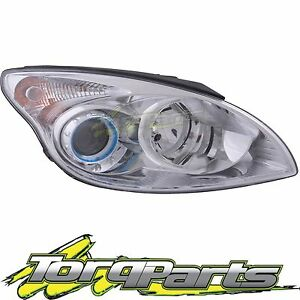 RH-HEAD-LAMP-SUIT-HYUNDAI-i30-08-09-CHROME-HEADLIGHT
