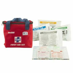 Orion Safety Products Blue Water First Aid Kit 77403614639 ...