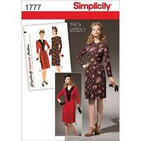 Misses' 1940's Vintage Dress - Notm256023