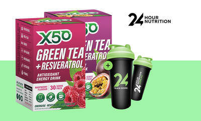 20% off at 24 Hour Nutrition*