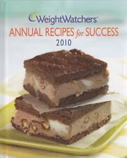 Weight Watchers Annual Recipes for Success 2010 Cookbook RARE