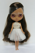"""Takara 12/""""Blythe Doll Factory Outfit Red Dress T02"""